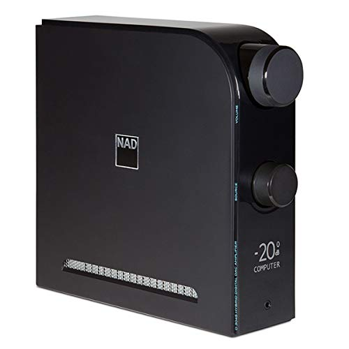 NAD - D 3045 HybridDigital DAC/Amplifier (Best Speakers For Nad D 3020)