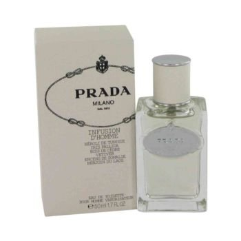 Infusion d'Homme by Prada Eau De Toilette Spray 3.4 oz