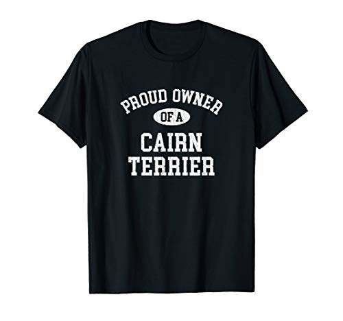 Dog Lovers Who Love Their Cairn Terrier T-Shirt
