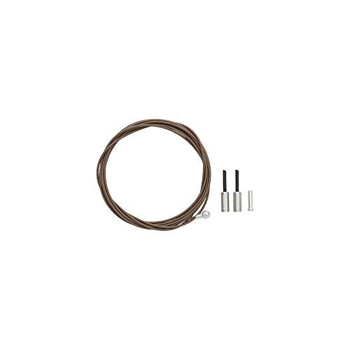 Shimano Polymer Coated Brake Cable, Black (Dura Ace Brake Set)