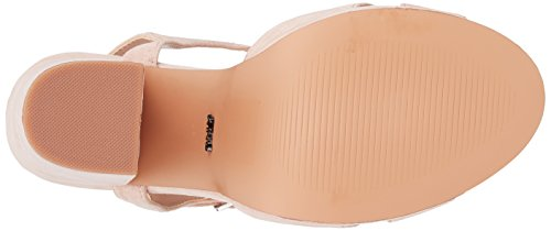 Heeled Femme Nude Ouvert Only Sandales Nude Beige Bout Onlallie Strap BwBUqWxO6F