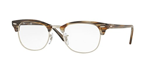 Ray-Ban Clubmaster RX5154 - 5749 Eyeglasses - Ban Ray Eyeglasses Prescription Clubmaster