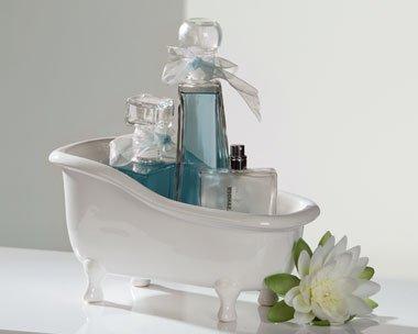 Riempire La Vasca Da Bagno In Inglese : Casablanca contenitore a forma di vasca da bagno in ceramica