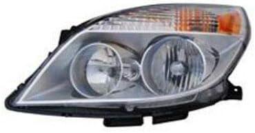 TYC 20-6930-90-1 Saturn Aura Left Replacement Head Lamp