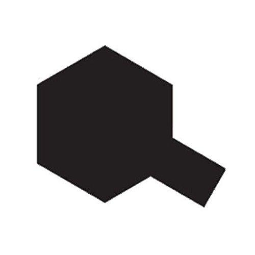 Tamiya America, Inc Acrylic X1 Gloss,Black, TAM81001 (X1 X1)