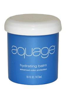Aquage Hydrating Balm Advance Color Protection 16 oz by Aqua