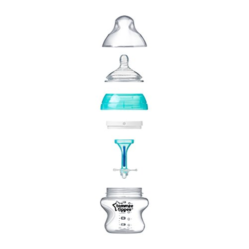 Tommee Tippee Advanced Anti-Colic, Feeding Bottles, 5 Oz, 3 Ct by Tommee Tippee (Image #2)