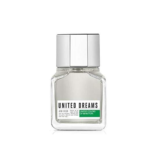 United Colors of Benetton United Dreams Aim High Eau De Toilette, 100ml