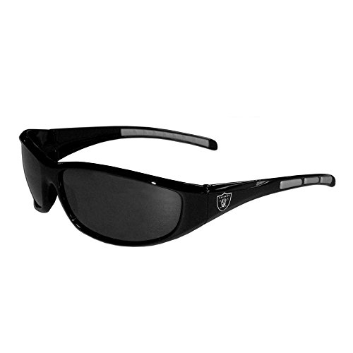 Siskiyou Gifts Co, Inc. Oakland Raiders Wrap Sunglasses -