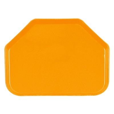 - Camtray, Trapezoid, 14'' X 18'', Mustard, Nsf (12 Pieces/Unit)