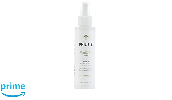 Philip B pH Restorative Detangling Toning Mist - 125ml: Amazon.es: Belleza