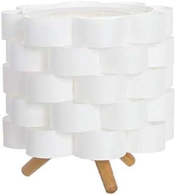 Dcasa Sobremesa Base Bambú Lámparas ambientadoras Anillos de ...