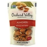 Orchvalley Ovh Almonds Whole Raw Natural 1.4 Oz (Pack Of 14)