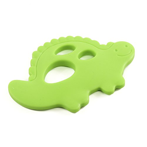Bumkins THR 109 Silicone Teether Dino