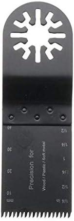 Gulakey 20枚振動マルチツールソーブレードアクセサリー35ミリメートルミックスブレードセットスイングツール