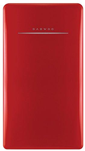 Daewoo Retro Compact Refrigerator 4.4 Cu