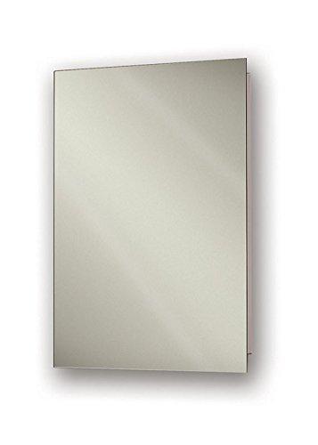 Jensen 1430X Polished Edge Mirror Medicine Cabinet, 16