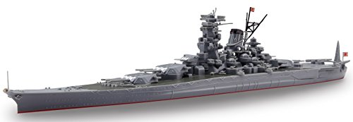 Japanese Navy Battleship - 1/700 especially EASY Series No.06 Japanese Navy battleship Musashi