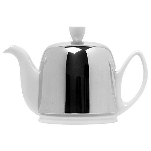 Salam White Cup Teapot 26oz