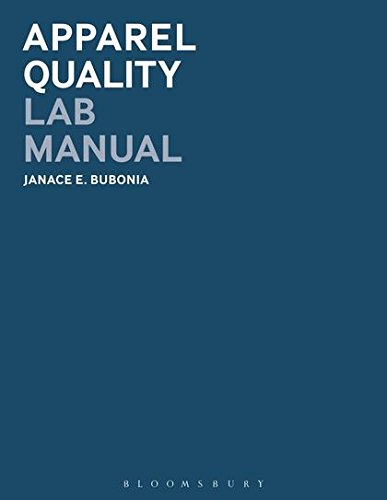 Top 9 recommendation apparel quality lab manual 2019