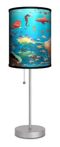Various - Aquarium Sport Silver Lamp