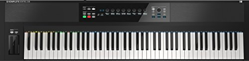 Native Instruments Komplete Kontrol S88 Keyboard, 88-Key by Native Instruments
