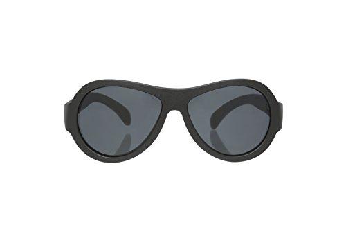 6dc33855205 Babiators Unisex Original Aviator Sunglasses - Black Ops Black with Black  Lenses - Small 0-