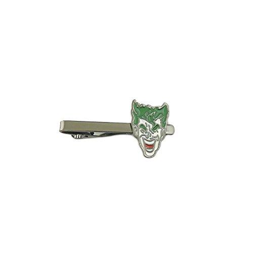 Athena Brand Movie Comics DC Batman The Joker Tie Bar in Gift Box -