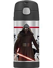 Thermos FUNtainer Insulated Drink Bottle, 355ml, Star Wars Kylo Ren, F4015SWM6AUS