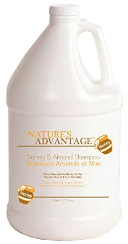 Nature's Advantage Shampoo, Honey & Almond