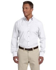 Chestnut Hill Mens Executive Performance Broadcloth - WHITE - 3XL ...