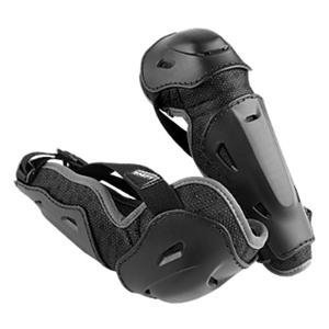 Shift Racing Youth Enforcer Elbow Guards - One size fits most/Black by Shift