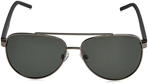 Polaroid Sonnenbrille Gris PLD Pz Green S Ruthenium 2043 rrvg8qF