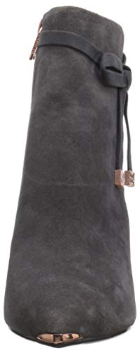 Ted Suede Qatena Charcoal Boot Baker Women''s Ankle rzr8q