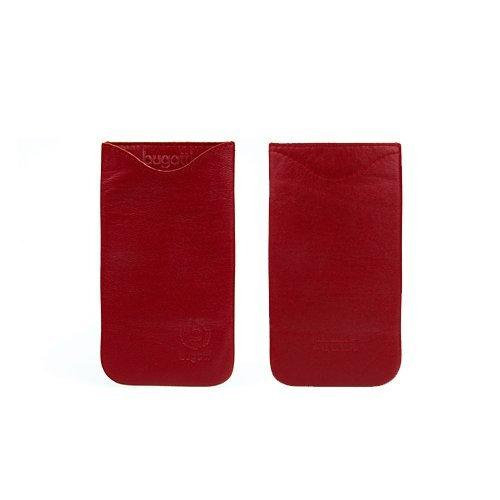Bugatti sktk13158756Étui Case Étui Étui Skinny pour Apple iPhone 5Taille ML Red (08123)–Sous blister