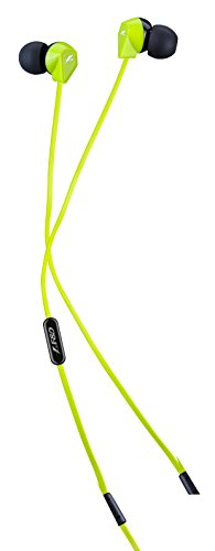 F&D Anchor E220 Plus Professional Stero Earphone with Extra Bass (Green)