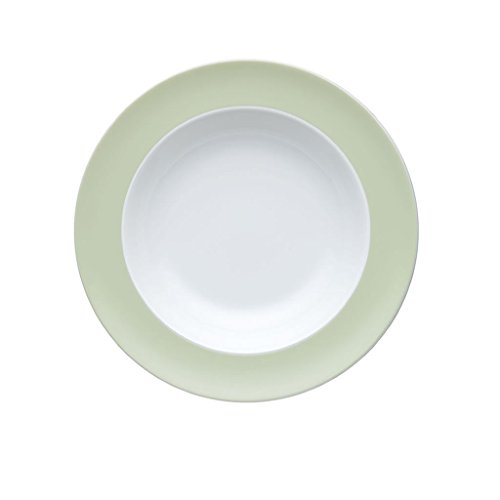 (Soup/Pasta Bowl, 9 inch | Sunny Day Pastel Green)