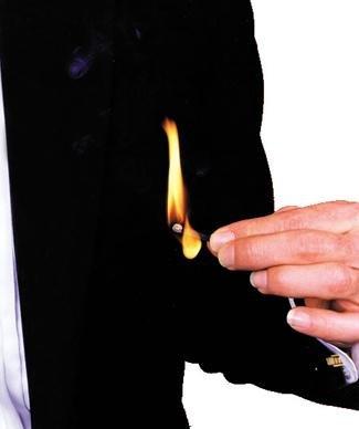 Price comparison product image Morris Costumes Magic Ian Dependilite Fire