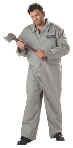 Plus Size Axe Murderer Costume
