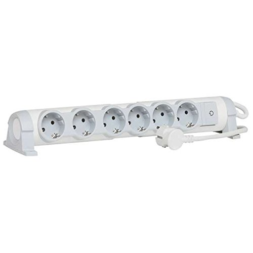 5 opinioni per C2G 80823 Indoor 6AC outlet(s) 1.5m