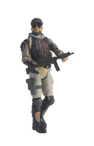 Terminator - 3.75'' Resistance Soldier Barnes (3.75' Figure Terminator)