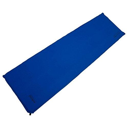 MULTIMAT Trekker 25 Self Inflating Sleeping Mat, Blue, One Size -