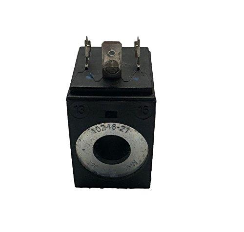 Deltrol 10246-21 120V Solenoid Coil 16W Hydraulic Power Unit Lift Dump