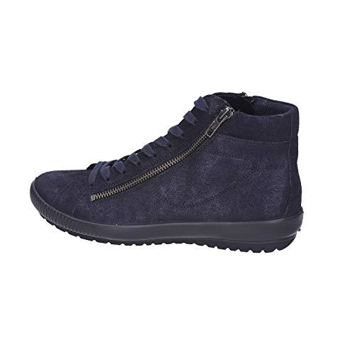 80 Blu Sneaker a Tanaro Collo Legero Alto Donna Pacific xqUpzCFwa