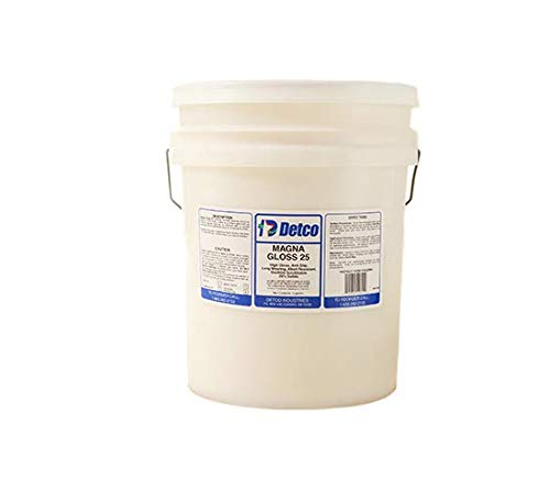 Image of All-Purpose Cleaners Detco Magna Gloss 25 5 Gal Pail