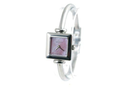 GUCCI(グッチ)/腕時計/ピンクシェル/シェル文字盤/クォーツ