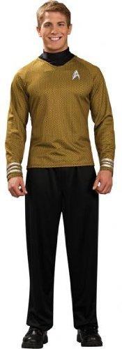 [Star Trek Shirt Costume - X-Large - Chest Size 50] (Original Costumes For Halloween)