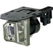 Electrified NP10LP / 60002407 Replacement Lamp with Housing for NEC Projectors (Replacement Lamp Np10lp)