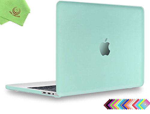 MacBook Pro 13 Case 2016, UESWILL Smooth Soft-Touch Hard She