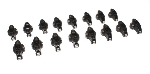 16 Pro Magnum Roller Rocker (Competition Cams 1630-16 Ultra Pro Magnum Roller 1.7 Ratio, 7/16